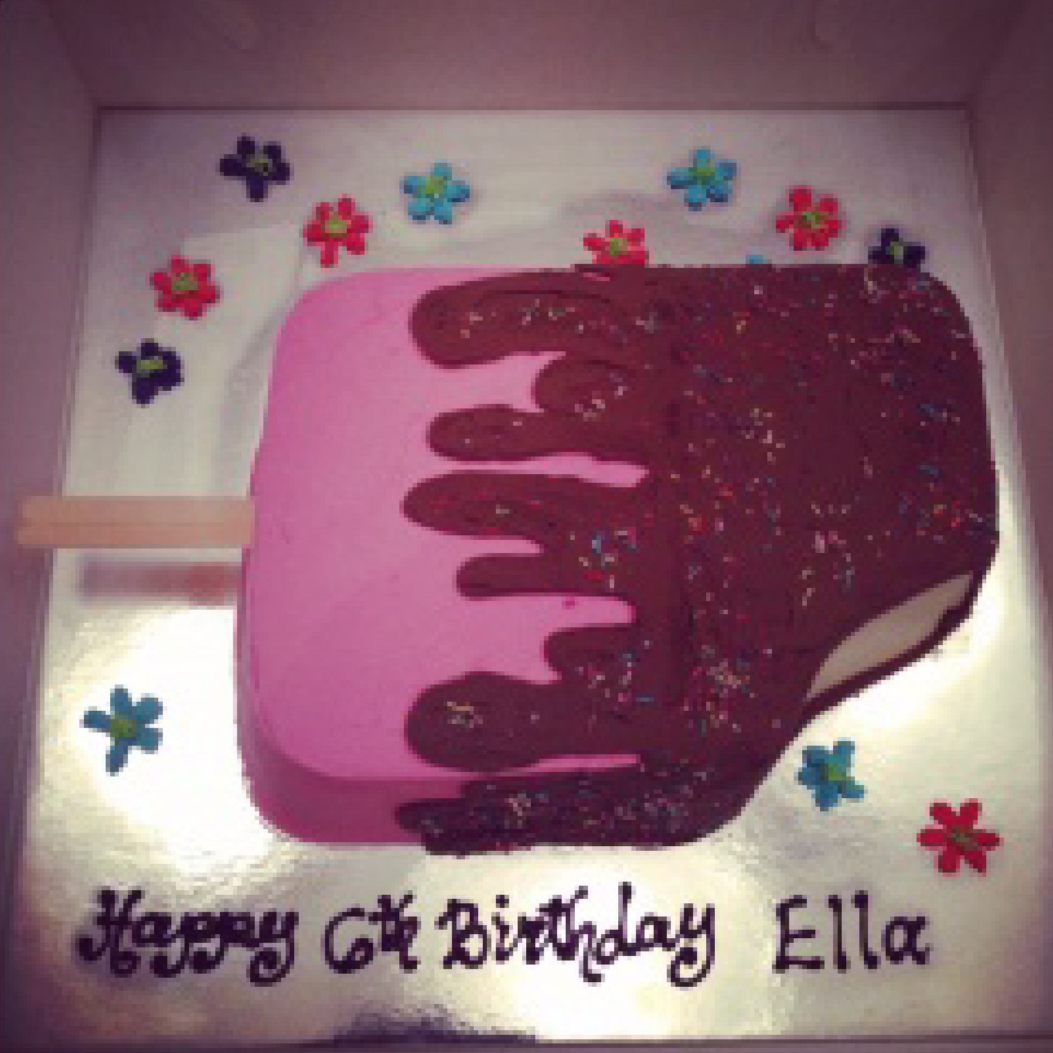 Ice Cream Shaped Cake - Birthday Cake Shop